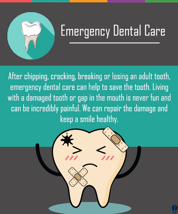 When A Dental Emergency Strikes, We&#    ;re Here To Help